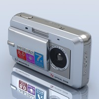 Photocamera.PENTAX Optio Z10